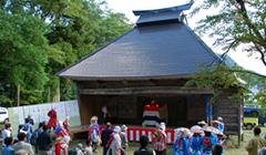 千国諏訪神社の画像